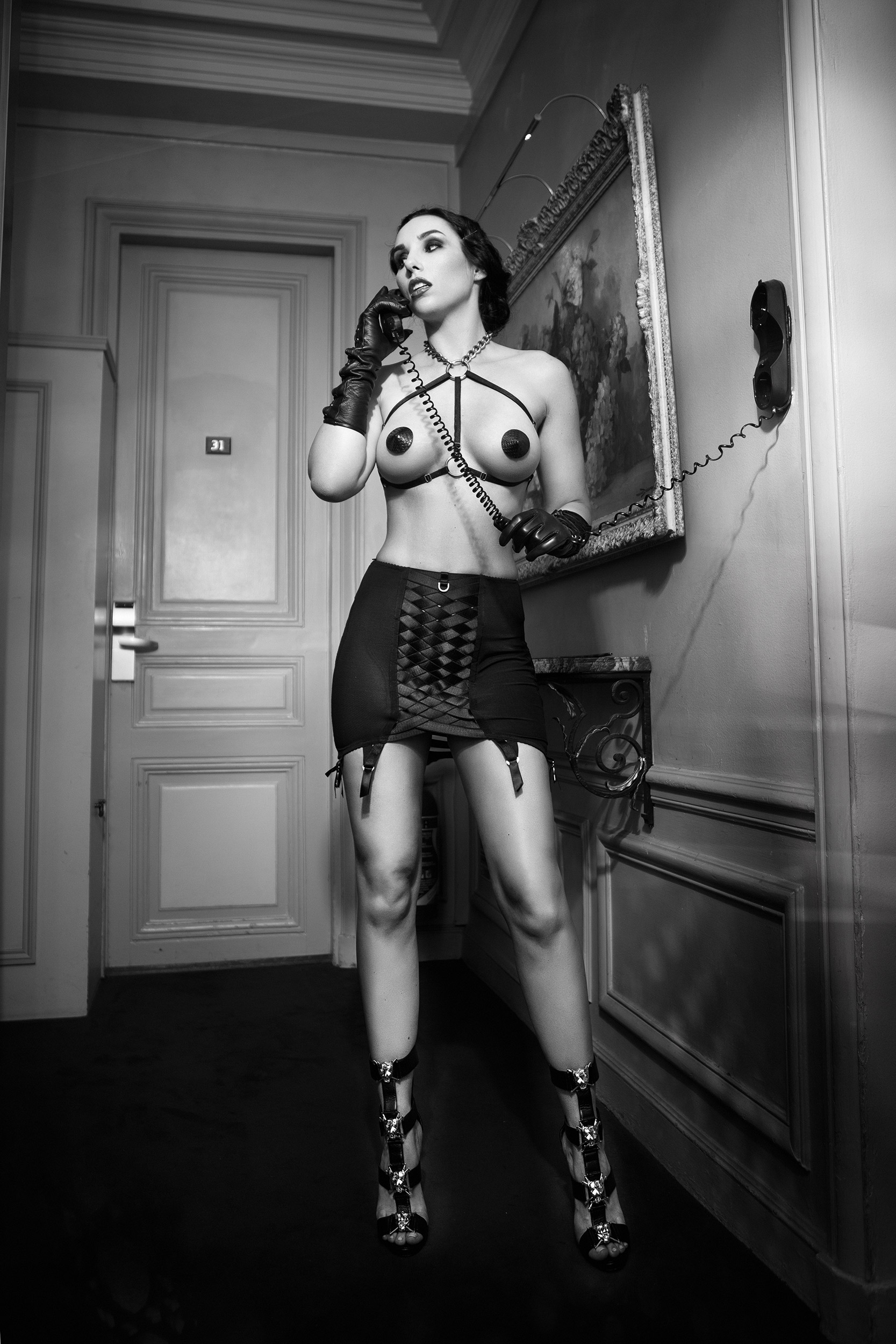 Fetish Escort Paris